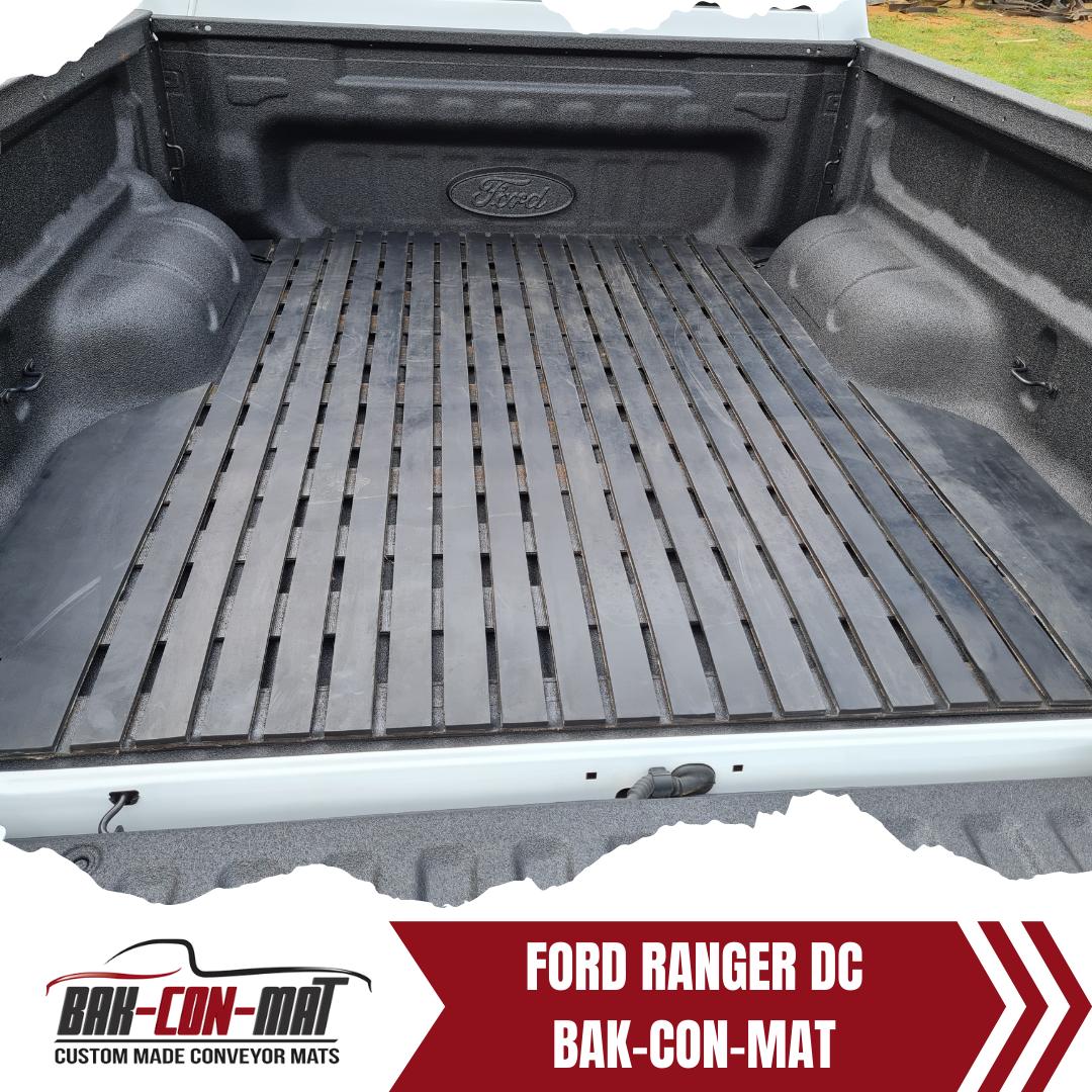Ford Ranger Double Cab Bak-Con-Mat