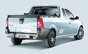 Nissan NP200 Bak-Con-Mat
