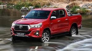 Toyota Hilux Double Cab Bak-Con-Mat