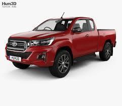 Toyota Hilux Extra Cab Bak-Con-Mat